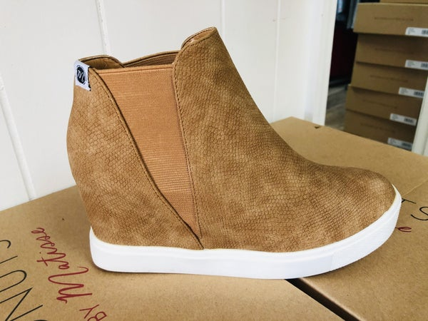 Walk My Way Sneaker Wedge