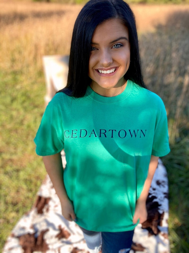 The Cedartown Style Tee