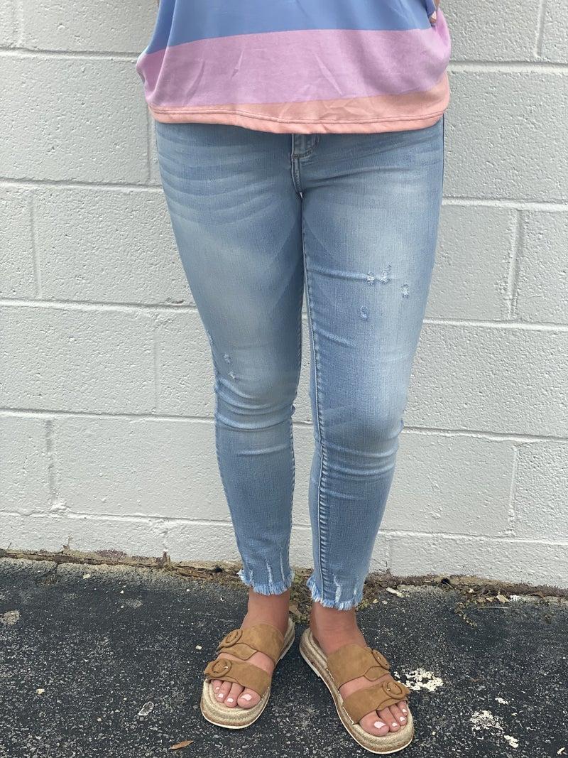Let's Go Girls Skinny Jeans