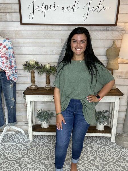 All About Comfort Jeans