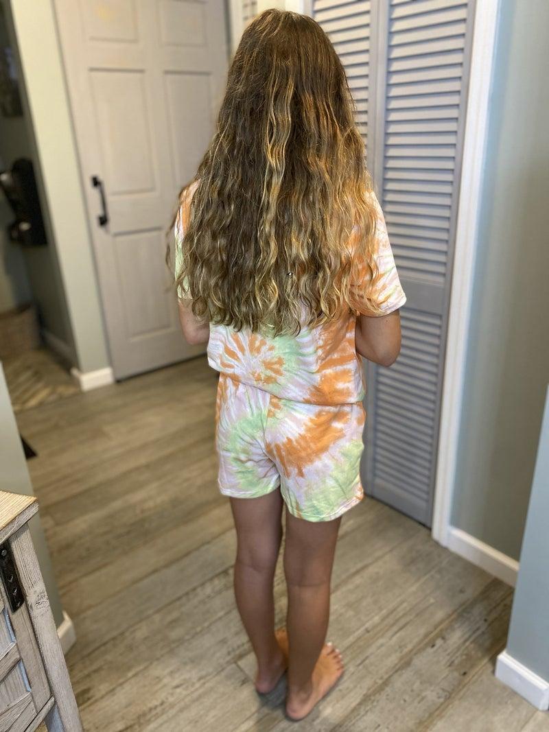 Summer Sherbet Shorts