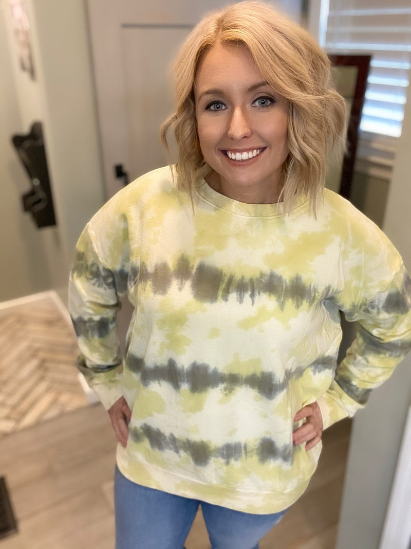 Chasing Stars Pullover