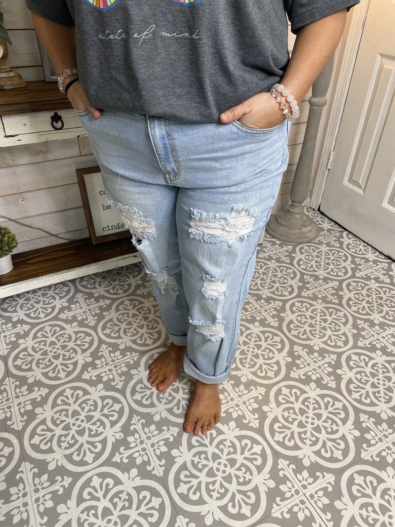 The Willow Jean Curvy