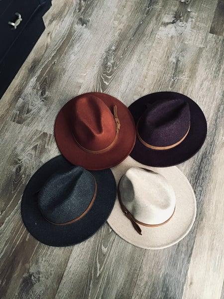 Winter Jazz Hat