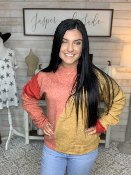 True Colors Sweater