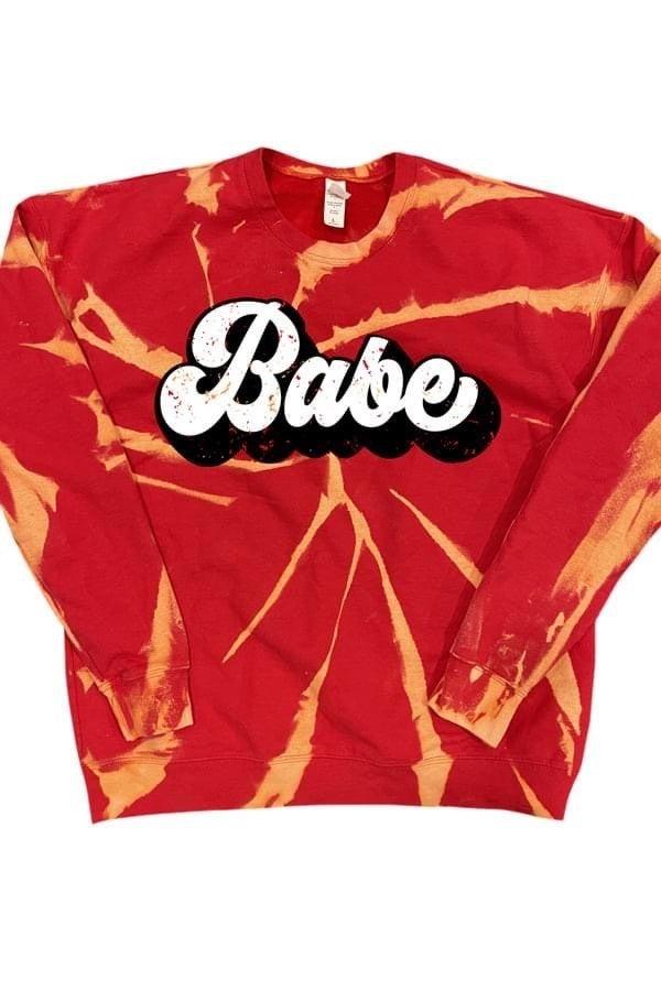 Total Babe Sweatshirt