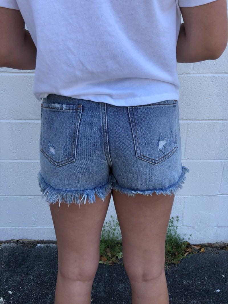 Summer Vibin' Shorts