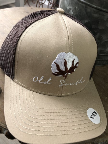 Old South Cotton Youth Hat