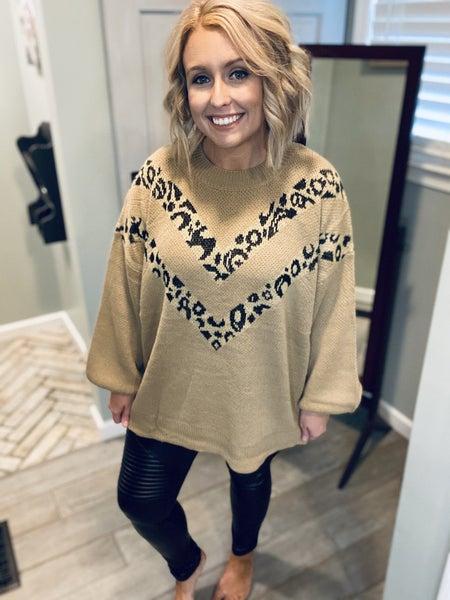 The Varsity Sweater