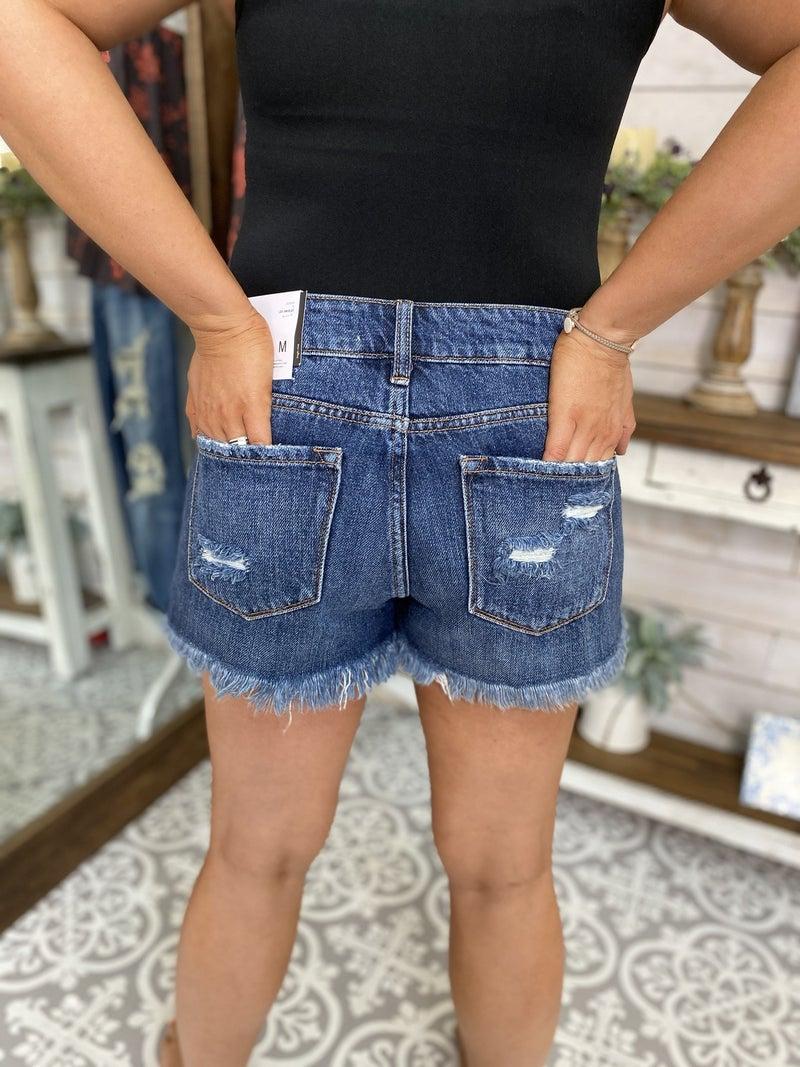 Uptown Girlfriend Shorts