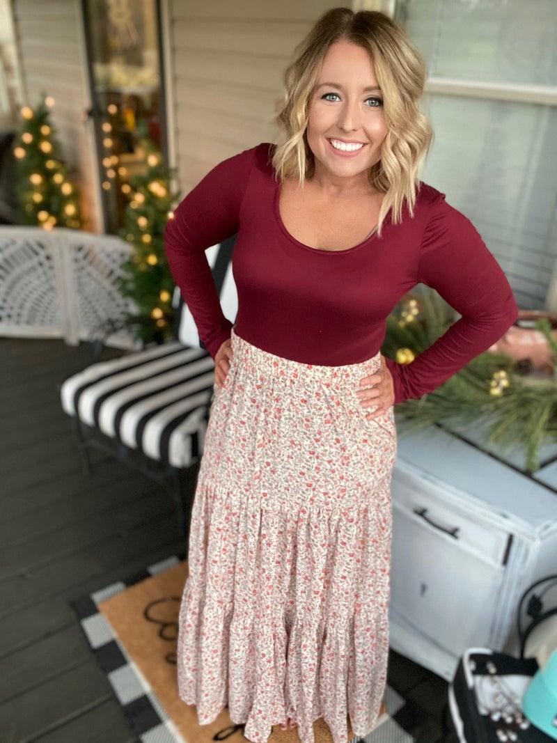 The Lola Skirt