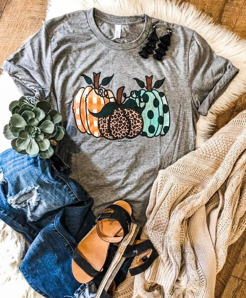 Take Me To The Pumpkin Patch Tee