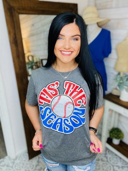 Tis Baseball Season Tee