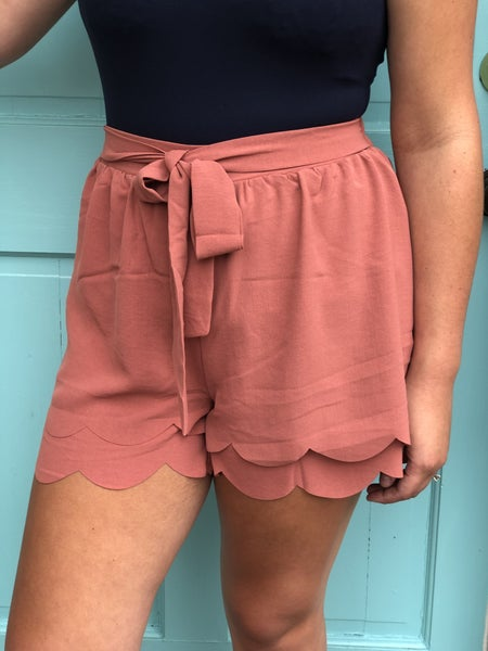 Tie The Knot Shorts