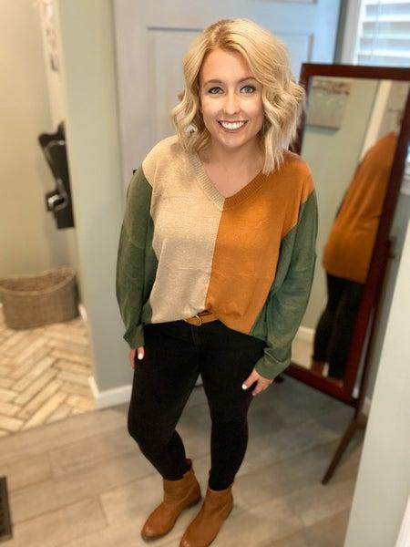 Fall Nights Sweater