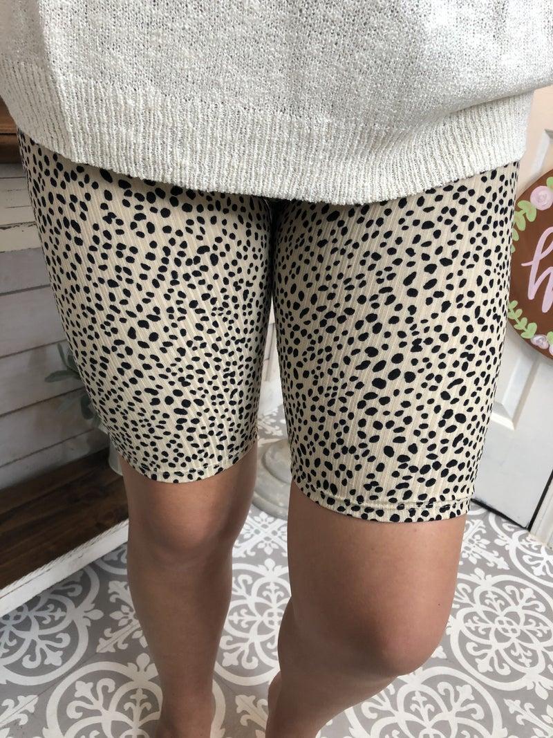 Wild Thang Biker Shorts