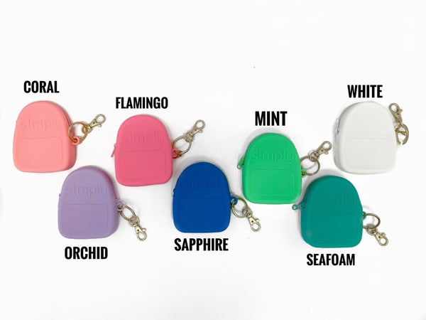 Simply Southern Backpack Keychain