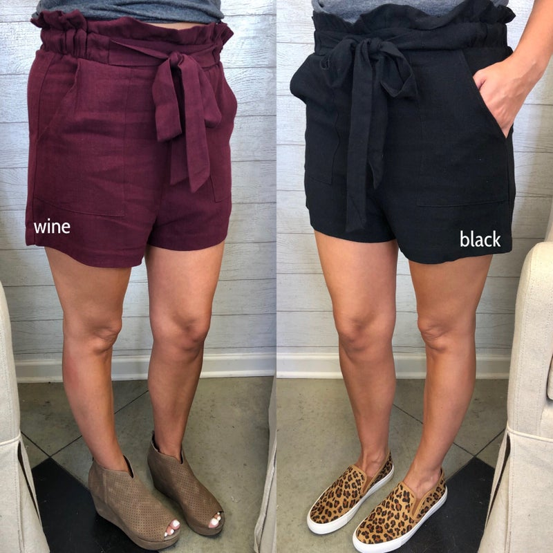 Away To The Game Shorts *Final Sale*