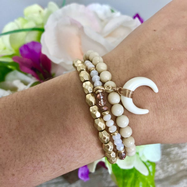 Wanted Chances Bracelet Stack