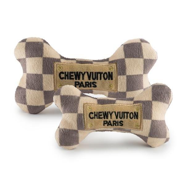 Puppies In Paris Dog Toy