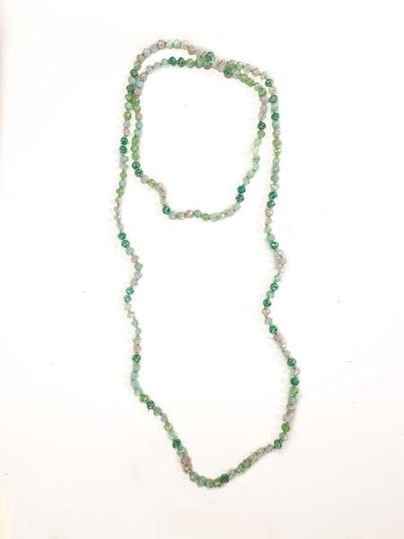 The Mia Wrap Necklace