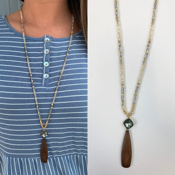 Never Miss A Beat Necklace