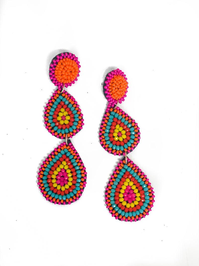 The Ginger Earrings