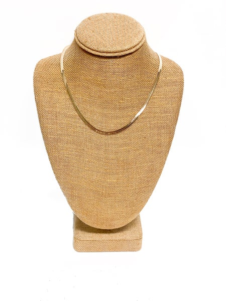 The Jessica Necklace Gold