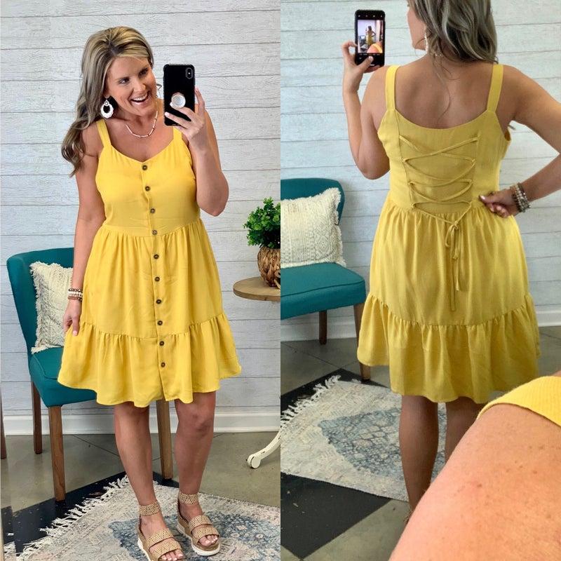 Always Get To It Dress *Final Sale*
