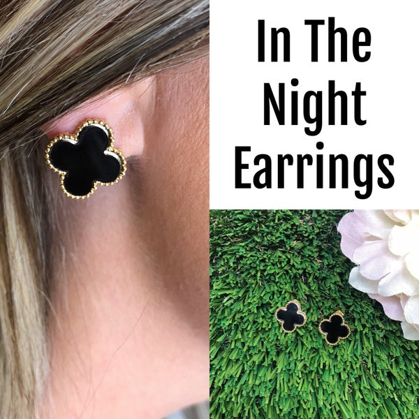 In The Night Earrings