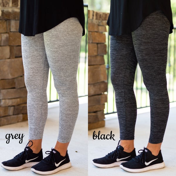 Slowly Falling Leggings - BLACK FRIDAY