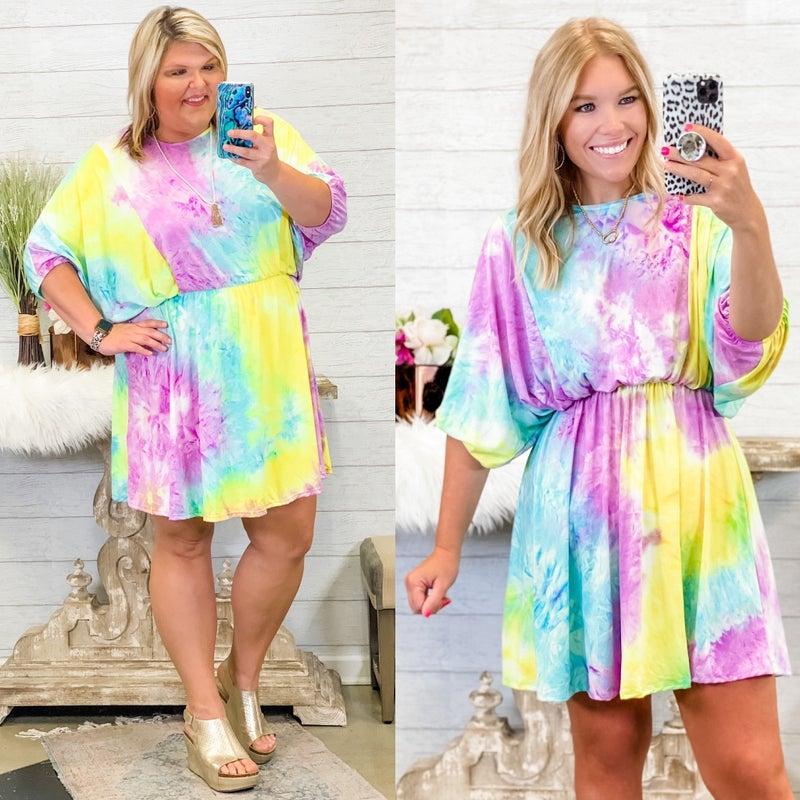 Melody Of Us Dress Mint *Final Sale*