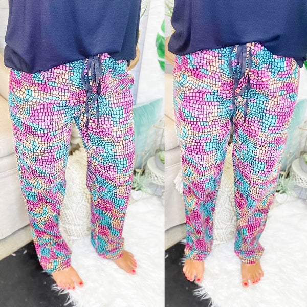 Weekend Vibes PJ Pants *Final Sale*