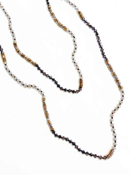 The Addie Wrap Necklace