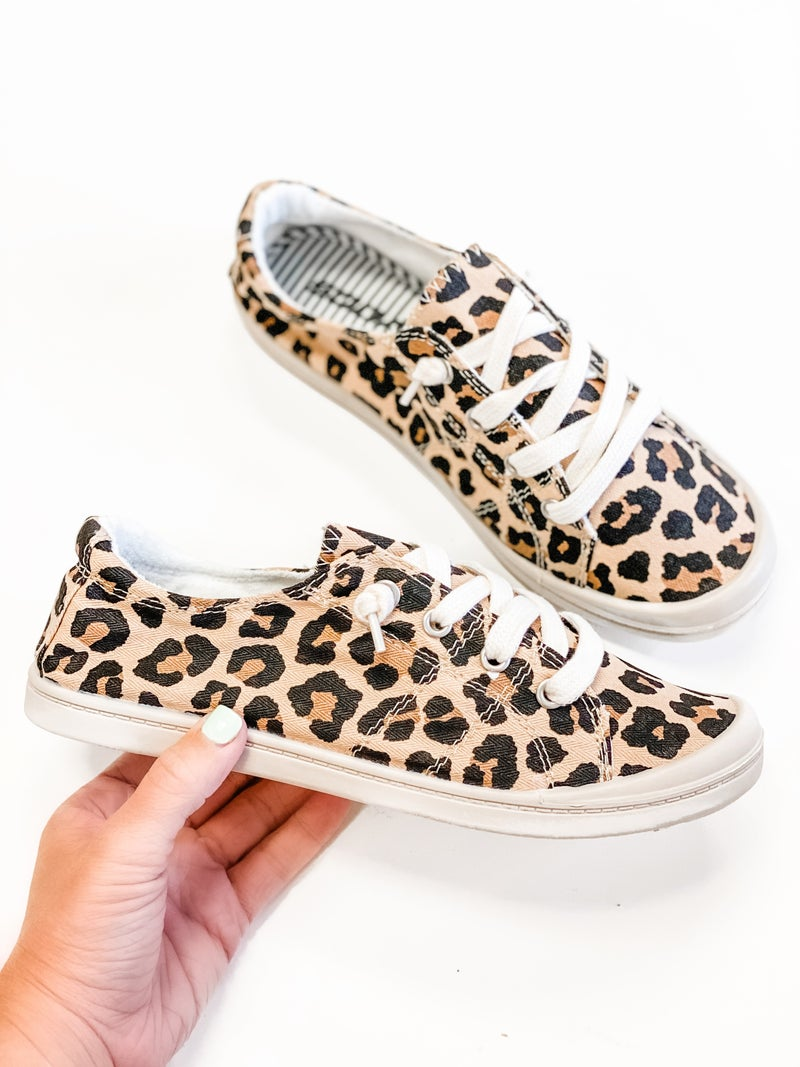 The Hallie Sneakers *Final Sale*