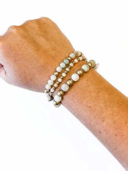 The Hadley Bracelet Stack