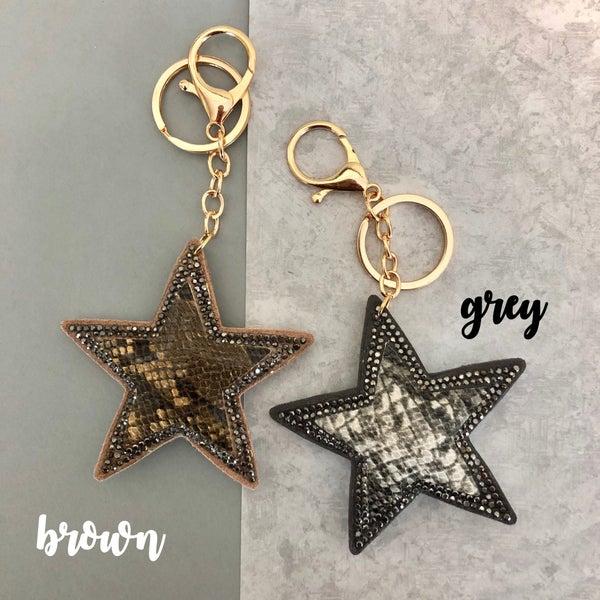 One Star Away Keychain