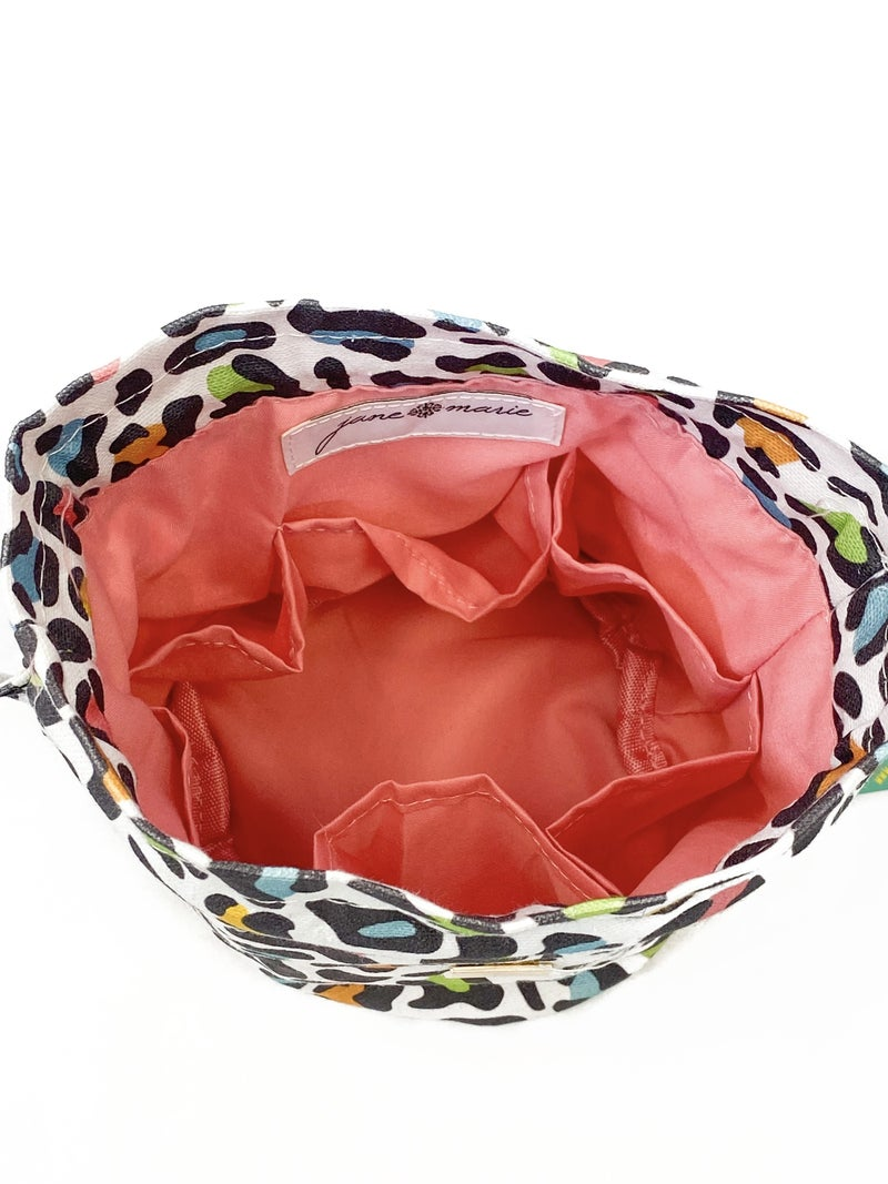 The Savannah Jewelry Pouch