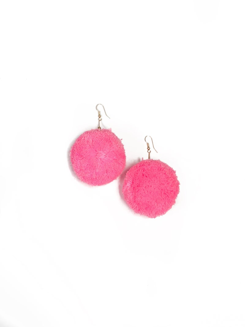 The Sonny Earrings Pink
