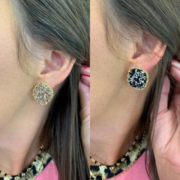 Back To You Stud Earrings