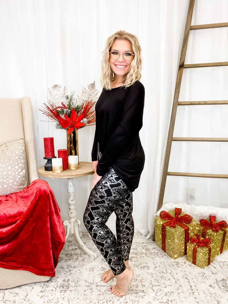 Without A Doubt Leggings - Black Friday 2020 *Final Sale*