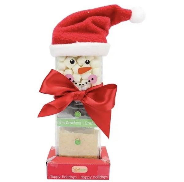 Smore's Snowman
