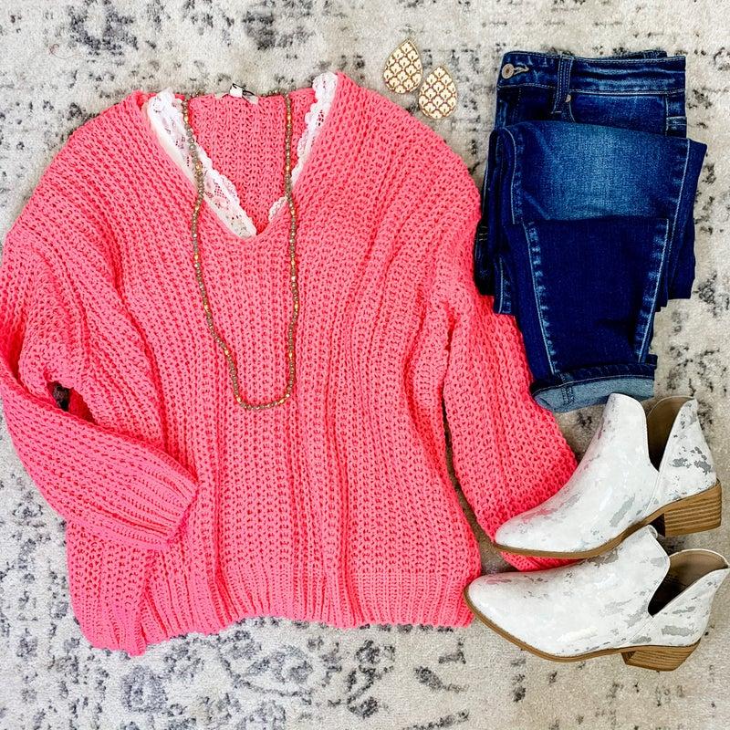 Call It Love Sweater