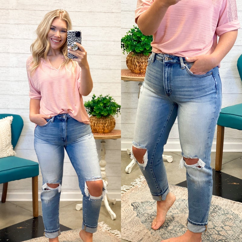 The Maranda Jeans