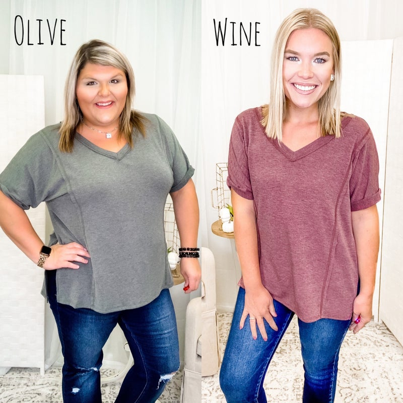 Own The Night Top *Final Sale*