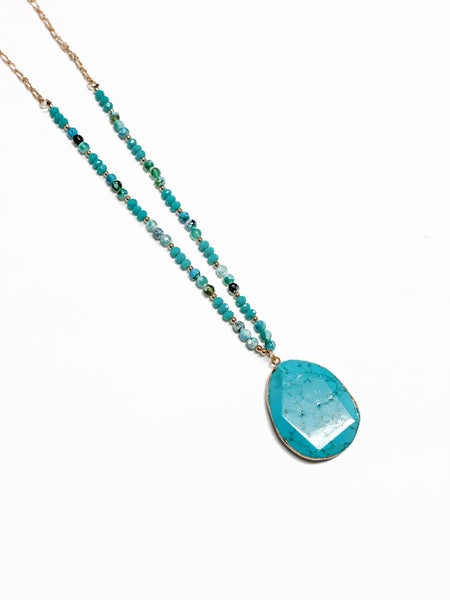 The Susie Necklace
