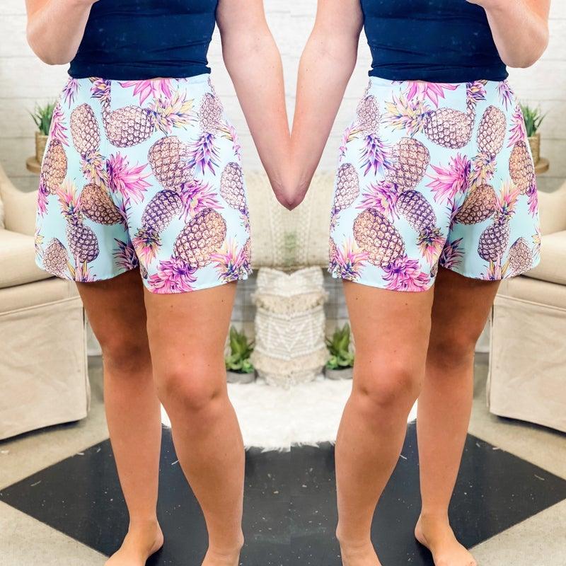 Pineapple Dream Shorts