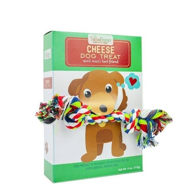 Cheese Dog Treats