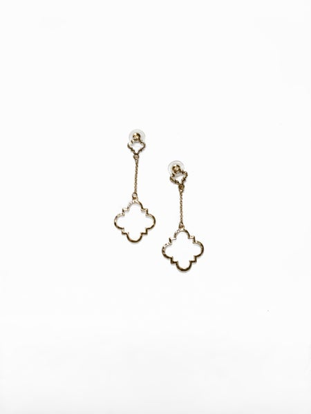The Kailey Earrings Gold