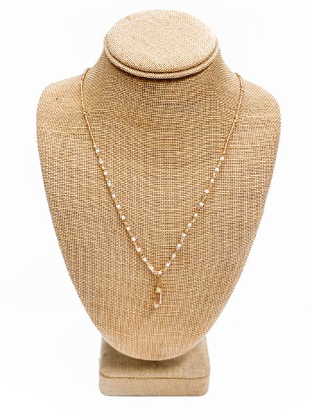 The Sharron Necklace Natural